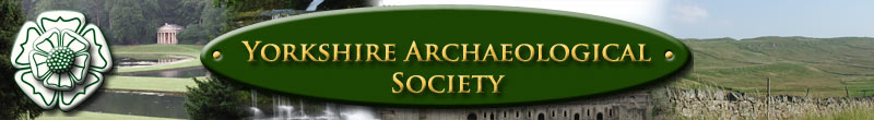 Yorkshire Archaeological Society banner