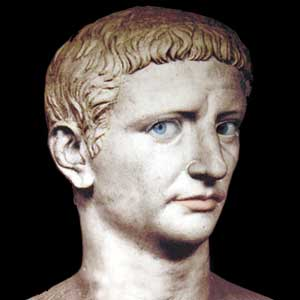 Emperor Claudius, invader of Britain