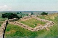 Hadrian's Wall milecastle