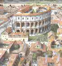 Canterbury in Roman times